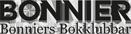 Bonniers Bokklubbsblogg Logotyp